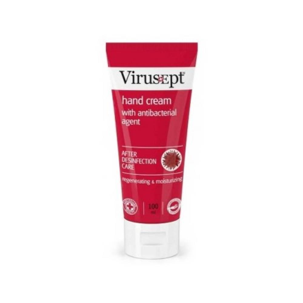 Virusept VIRUSEPT Krém na ruky s antibakteriálnou prísadou 100 ml
