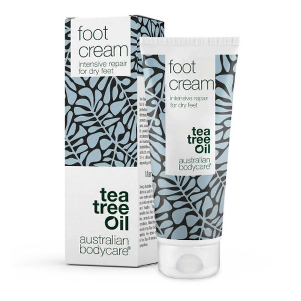 ABC ABC Tea tree oil krém na suché nohy 100 ml