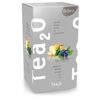 BIOGENA Tea2O Čučoriedka & Ženšen 20x2,3 g