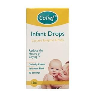 COLIEF Infant drops lactase enzyme 15 ml