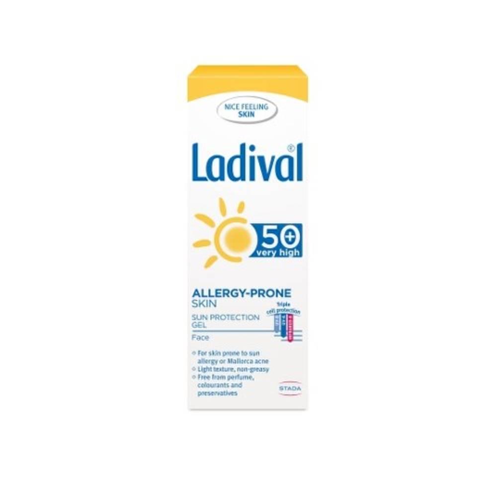 Ladival LADIVAL Allerg face SPF 50+ gél 50 ml